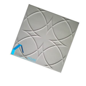 Styrofoam Ceiling Tiles for Building Materials/Polystyrene Ceiling Panel pictures & photos