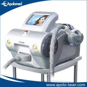 Portable IPL Equipment for Hair Removal and Vascualr Removal with Trolley (HS-300C) pictures & photos