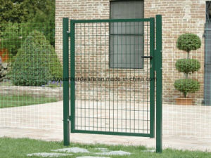 Different Type Garden Used Iron Swing Entrance Gate pictures & photos