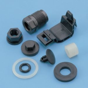 Custom Injection ABS Nylon Plastic Part pictures & photos