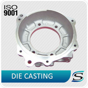 Machinery Aluminum Die Casting Parts for Sale pictures & photos