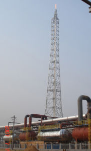 Qingdao Premium Steel Structure of Flare Stack