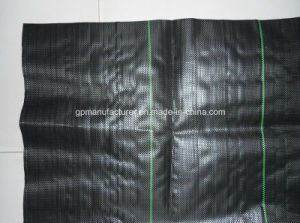 Ground Cover 100% PP Woven Fabric/Woven Weedmat pictures & photos