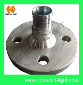 Galvanised Steel Fixed Flange -DIN2817 pictures & photos