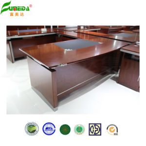 High Qualtiy MDF Red Coffee Office Furnitures pictures & photos