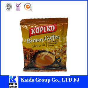 Plastic Food Packaging Aluminum Multilayer Coffee Sachet pictures & photos