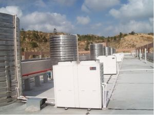 Water Heating System (heat pump only)