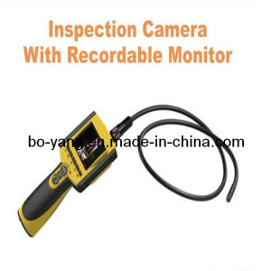 Inspection Camera with 2.7′ Recordable Monitor