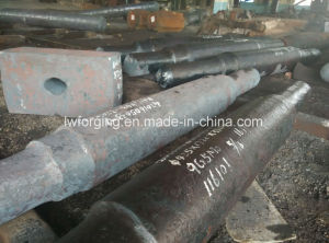 Forged Roller Cold Work Roll Back up Roll Work Roll Bur Wr pictures & photos