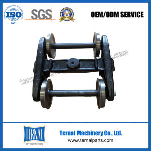 Casting Freight Wagon Bogie for Railway Freight Car pictures & photos