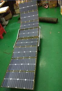 Hot Sale 200W Solar Power System Portable Case Box with TUV Certificate pictures & photos