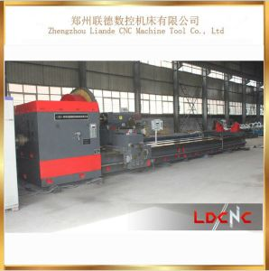 C61250 Professional Low Cost Horizontal Heavy Lathe Machine for Cutting pictures & photos