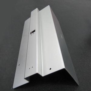 Aluminium Sheet Metal Bending Laser Cutting Food Packing Machinery Parts pictures & photos