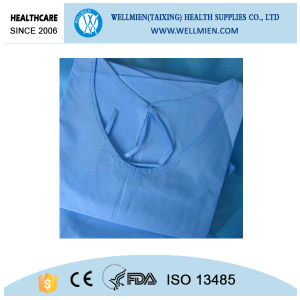 Disposable Surgical Gowns Hospital Patient Clothing Disposable Isolation Gowns pictures & photos
