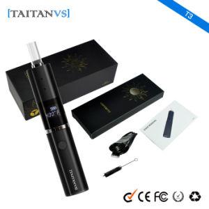 Hidden OLED Display 1200mAh E Cigarette Vapor Weed Vape pictures & photos