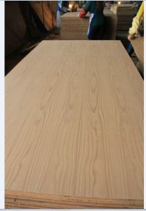 Factory-Natural Beech Fancy MDF Furniture Use 4.8mm and 12mm pictures & photos