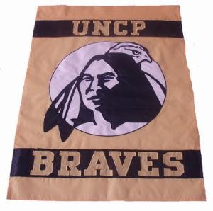 Braves Embroidery Flag, Sewn Flag, Flag