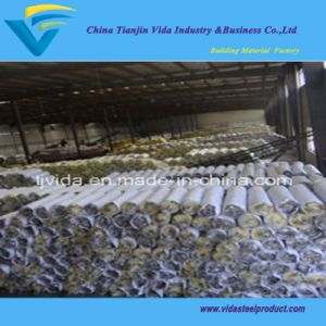China Factory Glasswool Insulation Price pictures & photos