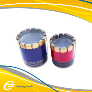 Wire Line Impregnated Diamond Core Drill Bit pictures & photos