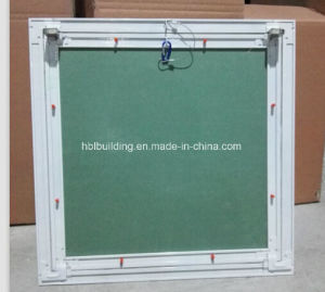Aluminum Alloy Access Panel with MDF Board Inlay pictures & photos