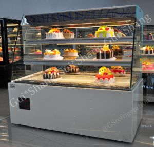 Open Glass Showcase (refrigeration) CE/Rhos