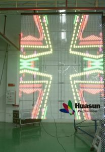 P6mm Glass Window LED Video Wall for Shopping Malls pictures & photos