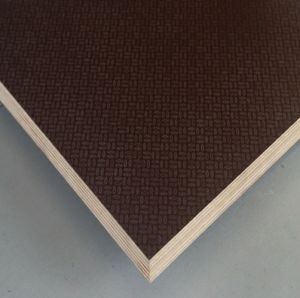 18mm WBP Grade Waterproof Plywood with High Quality