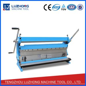 Metal Forming Machine 3-in-1 combination of shearing, bending and rolling (3-in-1/1320) pictures & photos