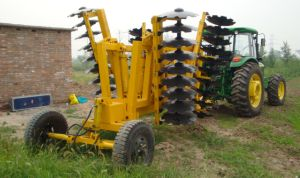 Hot Selling Heavy-Duty Hydraulic Disc Harrow pictures & photos