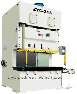 High Precisiom Double Point Power Press Machine Zyc-110ton pictures & photos