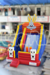2016 New Inflatable Rabbit Slide for Commercial Use Chsl287 pictures & photos