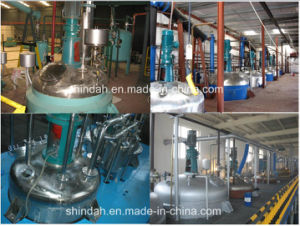 Unsaturated Polyester Resin Plant pictures & photos