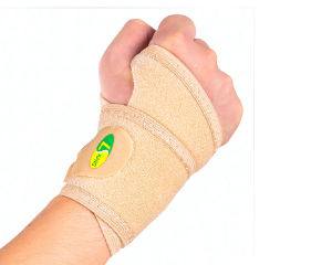 High Quality Neoprene Wrist Support (4013) pictures & photos