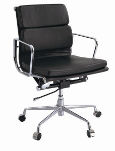 Padded Stylish Midde Back Office Chair (OSM2)