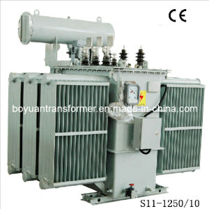 Low Loss Oil Transformer, Power Transformer (S11-1250/10) pictures & photos