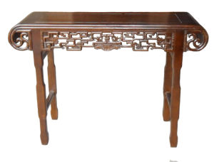 Antique Furniture Chinese Carved Table Lwd359 pictures & photos