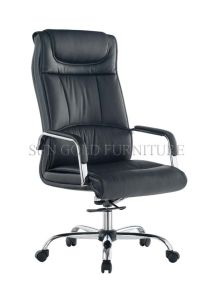High Quality Leather Boss Chair (SZ-OC035) pictures & photos