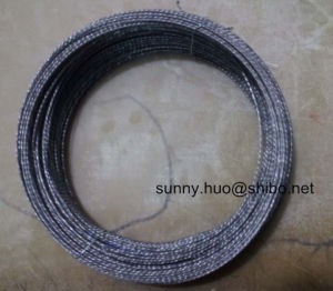 0.76mm Tungsten Filament, Twisted Tungsten Wire Used in Vacuum Coating pictures & photos