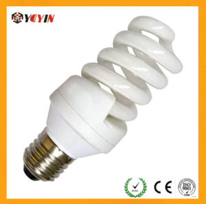 Full Spiral 15W Compact Fluorescent Lamp