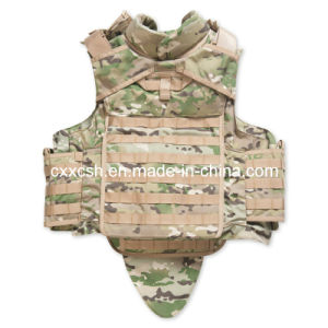 Nij Standard Full Protection Bullet Proof Vest- Quick Release (IOTV) pictures & photos