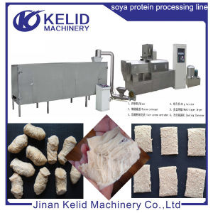 Automatic Industrial Soya Protein Machine pictures & photos