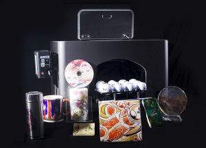 Mug, Glass Digital Printer pictures & photos
