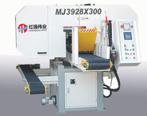 Mj3928*300 Woodworking Machine Band Saw/ Horizontal Band Resaw pictures & photos