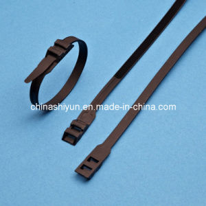 Double Locking Cable Ties 9*180mm pictures & photos