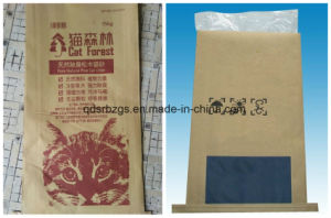 New Material PP Woven Kraft Paper Bag for Mortar pictures & photos