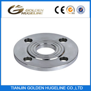 "ANSI, JIS, DIN Standard Forged Flange (1/2""-72"") pictures & photos"