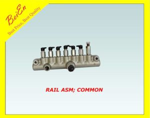 Common Rail Asm of Electronic Fuel Injection 4HK1/6HK1/6wg1/J05e/J08e pictures & photos