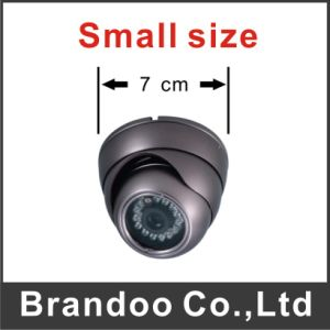 Mini Car Camera, Dome Type Bus Camera, Taxi Camera, IR Dome Camera pictures & photos