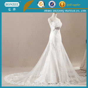 Resin Interlining for Wedding Dress pictures & photos