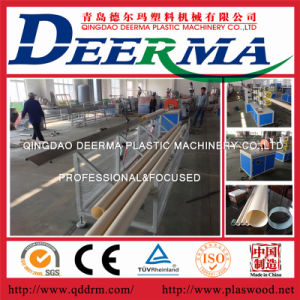 Good Performance PVC Pipe Making Machine Line Sjsz65/132